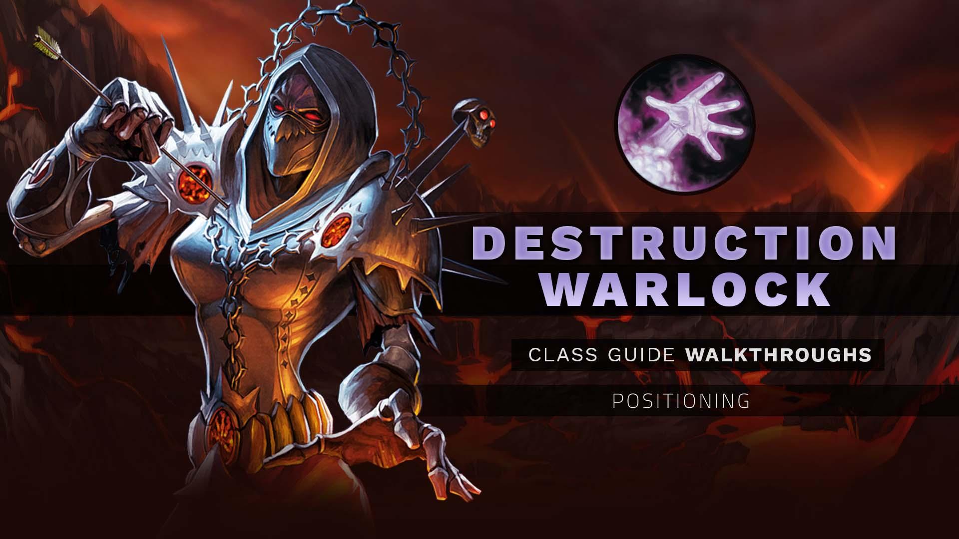 destruction warlock guide