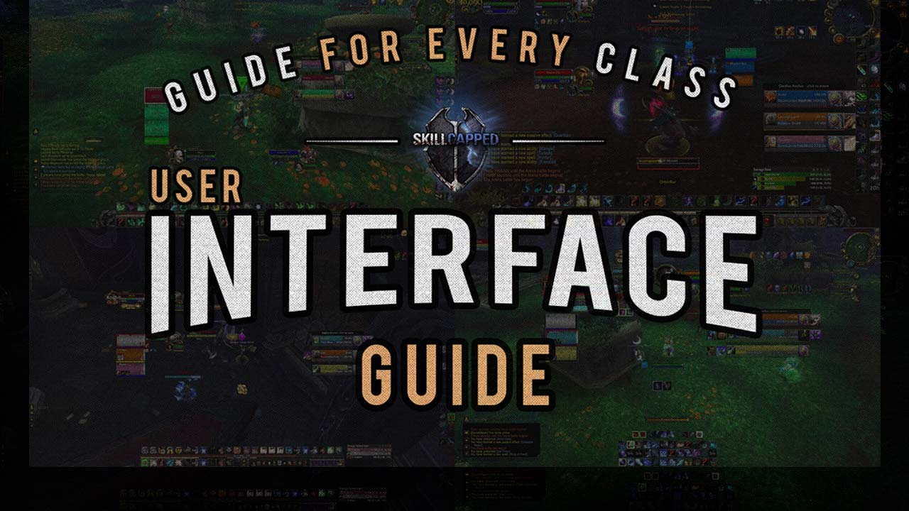Mystic - User Interface Guide | UI Guide for EVERY Class - Skill Capped