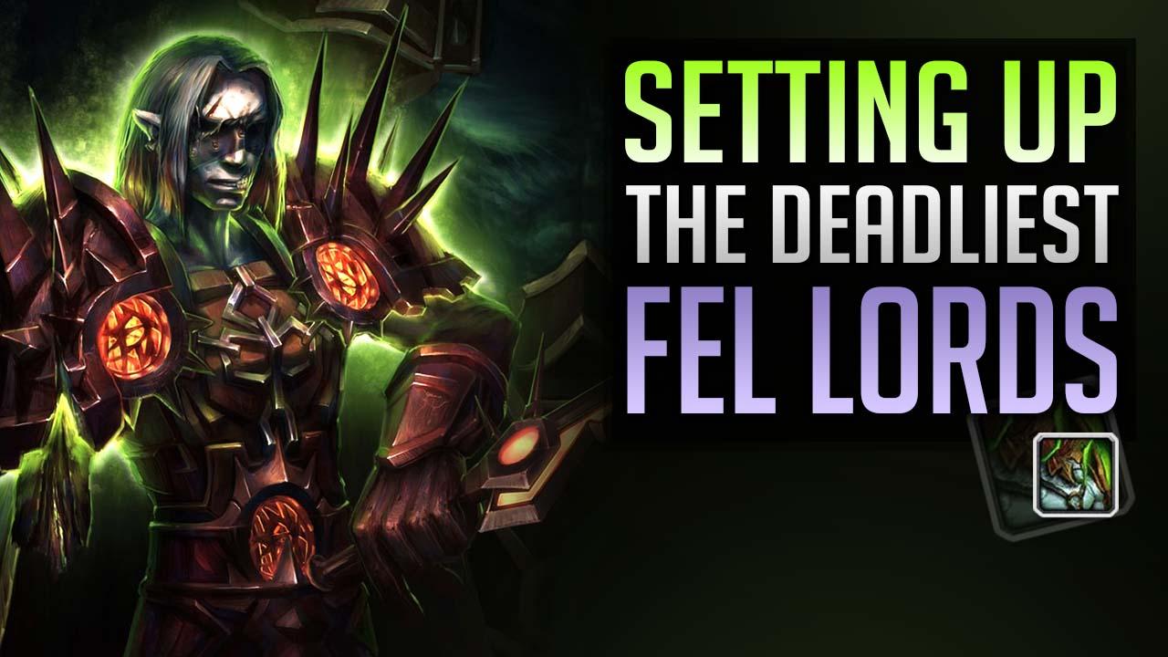 zerstörungs hexer legion guide